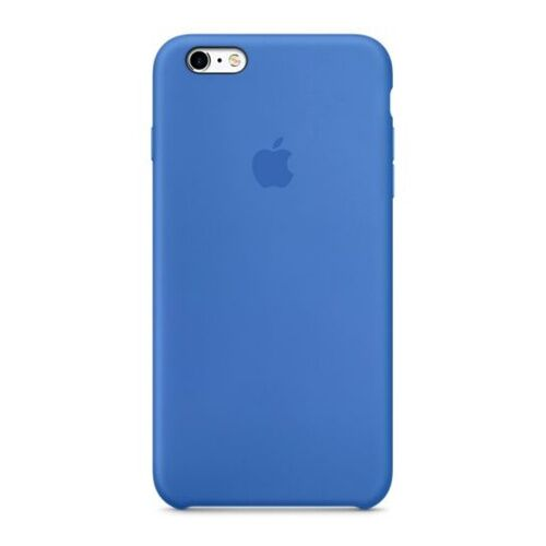 Как выглядит Чехол Apple Silicone для iPhone 6S Plus / 6 Plus Royal Blue (MM6E2ZM/A)