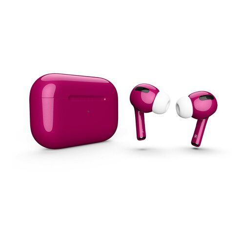 Как выглядит AirPods Pro Colors Granita Gloss Metal (MWP22)