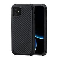 Чехол Pitaka MagCase Pro Black/Grey for iPhone 11 (KI1101RP)