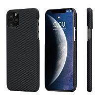 Чехол Pitaka Air Case for iPhone 11 Pro Max Black/Grey  (KI1101MA)