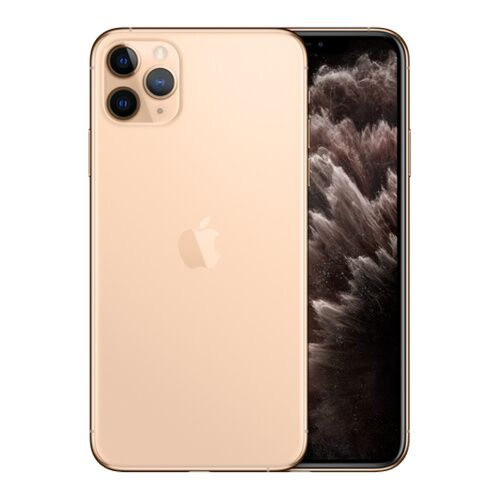 Как выглядит iPhone 11 Pro Max 256GB Gold (MWHL2)