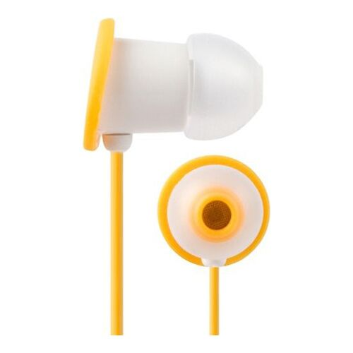 Как выглядит Наушники Moshi MoonRock Personal In-Ear Headphones Gold Yellow (99MO035721)