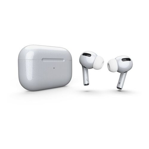 Как выглядит AirPods Pro Colors Ice Palace Gloss Metal (MWP22)