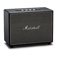 Как выглядит Marshall Loudest Speaker Woburn Multi-Room Wi-Fi Black (4091924)