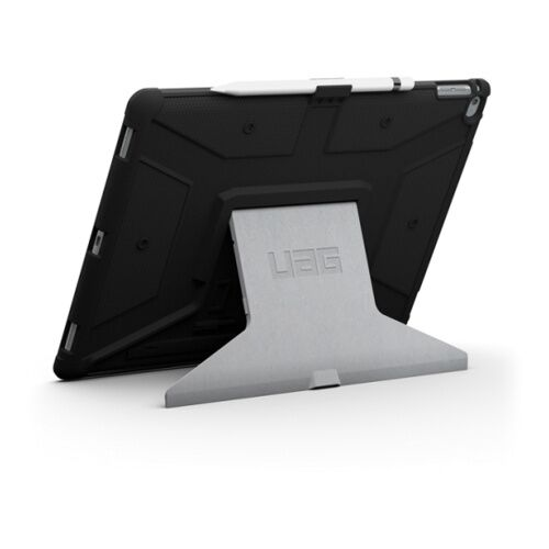 Как выглядит Чехол Urban Armor Gear Metropolis Black  for iPad Pro 12.9 (IPDPRO12.9-E-BL)