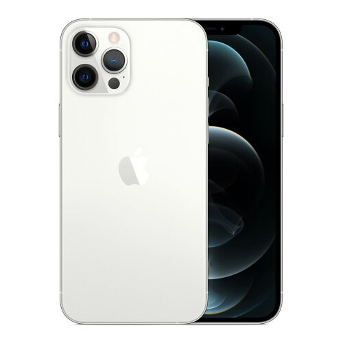 Как выглядит iPhone 12 Pro Max 256GB Silver (MGDD3)