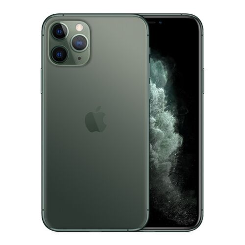 Как выглядит iPhone 11 Pro 512GB Midnight Green Dual Sim
