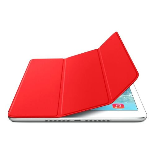 Как выглядит Apple Smart Cover for iPad Air / Air 2 Red (MF058)