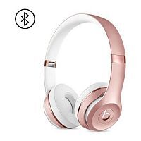 Как выглядит Наушники Beats Solo 3 Wireless On-Ear Headphones Rose Gold (MNET2)