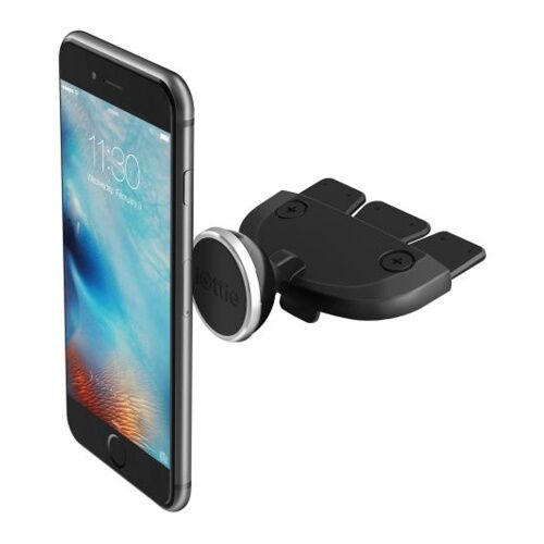 Как выглядит iOttie iTap Car Mount Magnetic CD Slot Holder for iPhone (HLCRIO152)