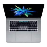 "Как выглядит MacBook Pro TB 15"" / QC i7 2.8GHz / 16GB / 256Gb SSD / Radeon Pro 555 2GB / Space Gray, late 2017 (MPTR2)"