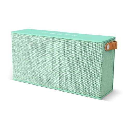 Как выглядит Fresh 'N Rebel Rockbox Chunk Fabriq Edition Bluetooth Speaker Peppermint (1RB5000PT)