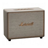 Как выглядит Marshall Loudest Speaker Woburn Multi-Room Wi-Fi Cream (4091925)