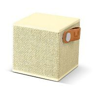 Как выглядит Fresh 'N Rebel Rockbox Cube Fabriq Edition Bluetooth Speaker Buttercup (1RB1000BC)