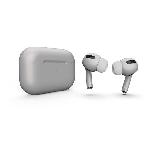 Как выглядит AirPods Pro Colors Light Gray Matte (MWP22)