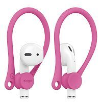 Как выглядит Чехол Elago Earhook for Airpods Pink (EAP-HOOKS-HPK)