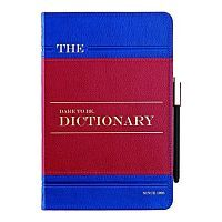 Как выглядит Ozaki O!coat Wisdom Dictionary Blue/Red/Blue for iPad Mini (OC103DB)