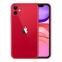 Как выглядит iPhone 11 256GB (PRODUCT)RED Dual Sim (MWNH2)