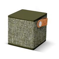 Как выглядит Fresh 'N Rebel Rockbox Cube Fabriq Edition Bluetooth Speaker Army (1RB1000AR)