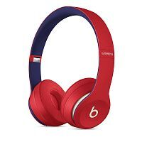 Как выглядит Наушники Beats Solo3 Wireless Beats Club Collection Red (MV8T2)