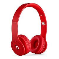 Как выглядит Наушники Beats by Dr. Dre Solo High Definition On Ear Headphones Matte Red (900-00156-03)