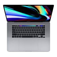 "Как выглядит MacBook Pro TB/Touch ID 16"" i9 2.4GHz/64GB/1TB SSD/Radeon Pro 5500M 8GB/Space Gray (Z0Y00009J)"