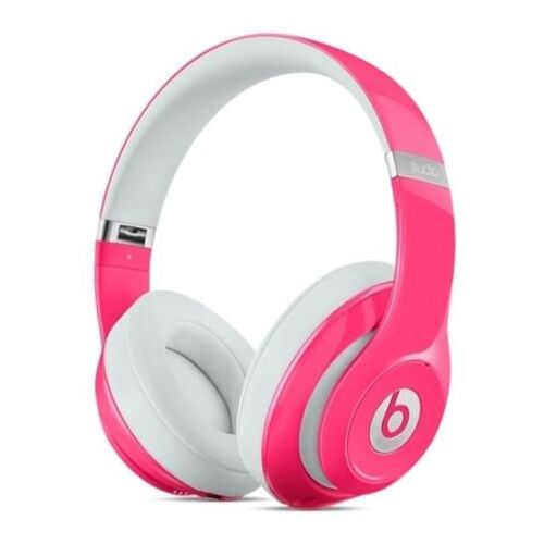 Как выглядит Наушники Beats Studio 2 Over-Ear Headphones Metallic Pink (MHB12)