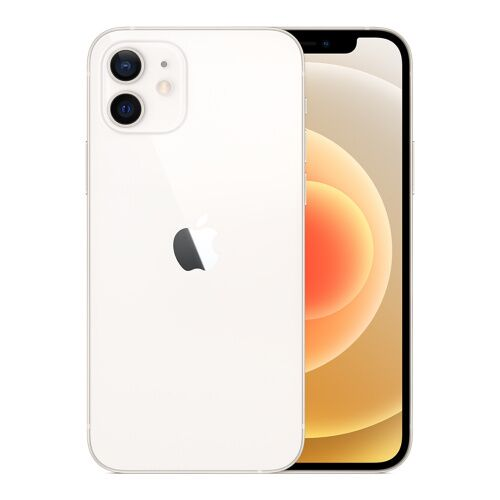 Как выглядит iPhone 12 128GB White (MGJC3)