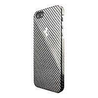 Как выглядит Чехол CG Mobile Ferrari Hard для iPhone SE / 5S / 5 Carbon Metallic Collection Black (FEFCHCP5BL)