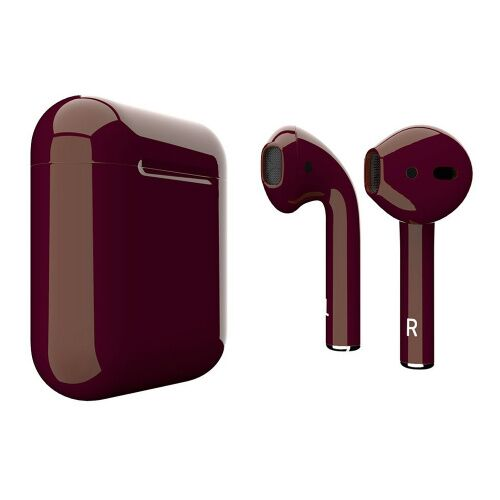 Как выглядит AirPods 2 Colors Coffee Gloss (MV7N2)