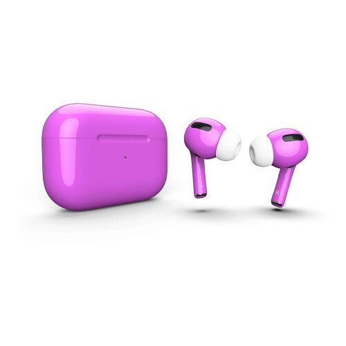 Как выглядит AirPods Pro Colors Orchid Gloss (MWP22)