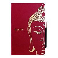 Как выглядит Ozaki O!coat Wisdom Buddhist Scripture Red for iPad Mini (OC103SR)