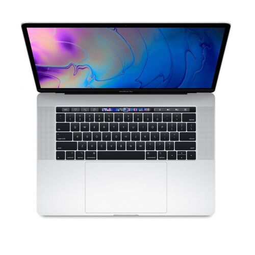 "Как выглядит MacBook Pro 15"" TB Touch ID / i7 2.6GHz 6-core / 16GB / 1TB SSD / Radeon Pro Vega 20 with 4GB / Silver (MR9737/Z0V3)"