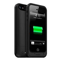Как выглядит Чехол Mophie Juice Pack Air 1700 mAh для iPhone SE / 5S / 5 Black (2385-JPA-IP5-BLK-I)