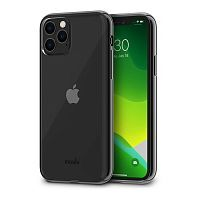 Как выглядит Чехол Moshi Vitros Slim Clear Case for iPhone 11 Pro Max Raven Black (99MO103038)