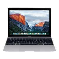"MacBook 12"" / DC m3 1.2GHz Dual-core / 8GB / 256 SSD / Intel HD Graphics 615 / Space Gray, middle 2017 (MNYF2)"