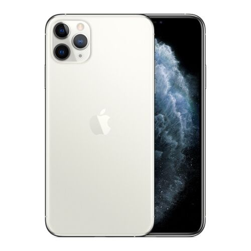 Как выглядит iPhone 11 Pro Max 256GB Silver (MWHK2)