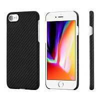 Чехол Pitaka Aramid для iPhone 8 / 7 Black/Grey (K17001)