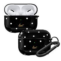 Чехол Laut DOTTY для AirPods Pro Black/White (L_APP_DO_BK)