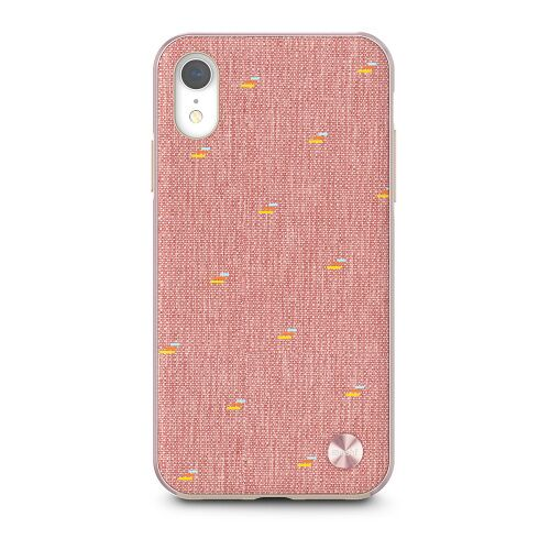 Как выглядит Чехол Moshi Vesta Slim Hardshell Case Macaron Pink for iPhone XR