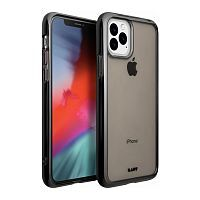 Как выглядит Чехол LAUT CRYSTAL-X  for iPhone 11 Pro Black (L_IP19S_CX_UB)