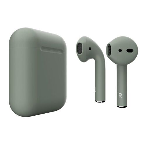 Как выглядит AirPods 2 Colors Camping Green Matte (MV7N2)