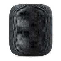 Как выглядит Apple HomePod Space Grey