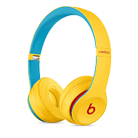 Как выглядит Наушники Beats Solo3 Wireless Beats Club Collection Yellow (MV8U2)