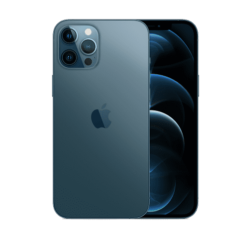 Как выглядит iPhone 12 Pro Max 256GB Pacific Blue