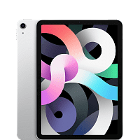 Как выглядит iPad Air (4 gen) Wi-Fi 64 Gb Silver (MYFN2)