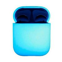Как выглядит Чехол Elago Silicone Case for AirPods Nightglow Blue (EAPSC-LUBL)