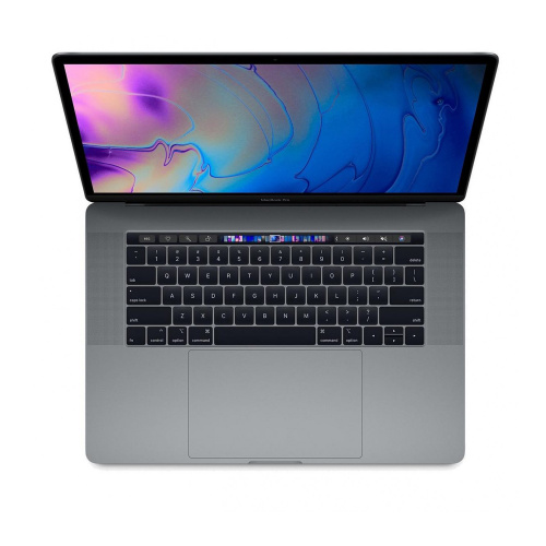 "Как выглядит MacBook Pro 15"" TB Touch ID / 6-core i7 2.2GHz / 16GB / 512Gb / Radeon Pro 555X 4Gb / Space Grey, custom 2018 (MR9321)"