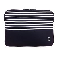 "Как выглядит Чехол для ноутбука MW Sleeve Case Blue Mariniere for MacBook Pro 13"" with/without Touch Bar (MW-410065)"